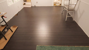 NEW --TORLY LAMINATE FLOORING