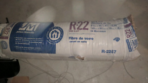 Insulation. R22 or R12 buy unopened