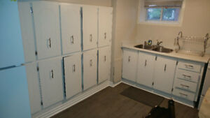 Beautifully Renovated 1 Bedroom Basement Suite Available Sept 1
