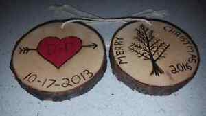 Custom Wood Ring, Jewellry, Earring, Watch, Tooth Fairy Boxes Strathcona County Edmonton Area image 2
