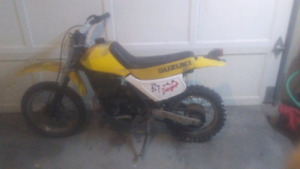 REDUCED TO SELL!! 1995 Suzuki DS 80