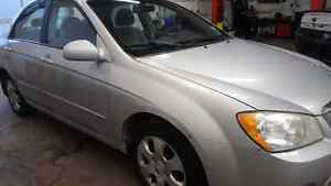 2006 Certified and e tested  kia
