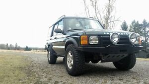 2000 Land Rover discovery off road 4x4 4wd