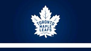 Toronto maple leafs vs Boston Below Cost...club seats