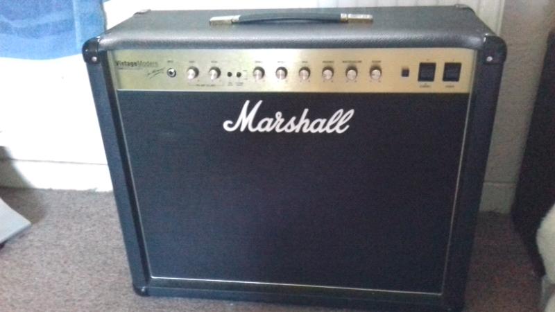 Marshall all Valve vintage modern combo guitar amp JTM JCM 800 | in  Northallerton, North Yorkshire | Gumtree