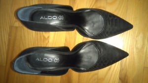 New Aldo Leather Shoes