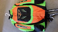 FXR Racing Snowmobile suit