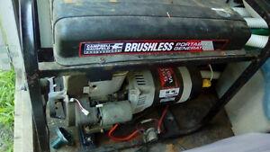 Generatrice Brushless CampbellHausfeld GenPower 10.0  5500 Watts