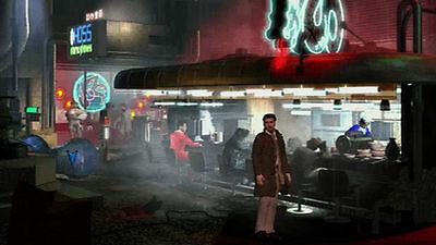 Szene aus Blade Runner