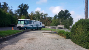 RV PAD FOR RENT