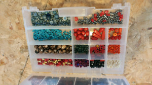 Beads and jewellery tools