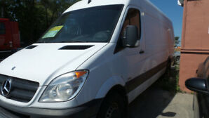 2013 Mercedes-Benz Sprinter 3500 High Roof Cargo Van Diesel