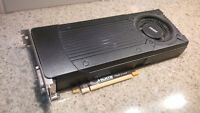 Selling used MSI GTX 670 Overclocked Edition