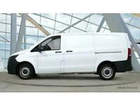 2017 Mercedes-Benz Vito 111 CDI Panel Van Diesel Manual