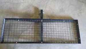 500 Lb hitch mounted Cargo Carrier