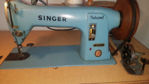 Singer professional Industrial sewing machine