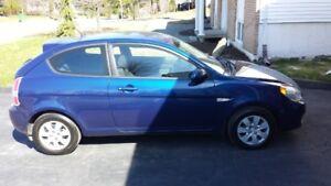 2011 Hyundai Accent  (2 portes)