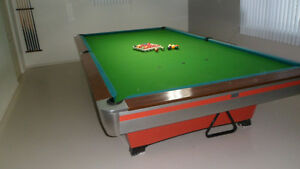 Table de billard snooker Saguenay Saguenay-Lac-Saint-Jean image 2