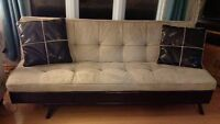 Klik Klak futon/sofa, like new... $250 OBO