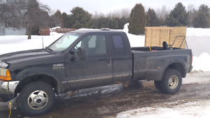 Ford f350 roue double