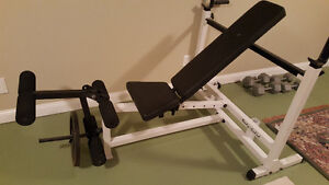 Body Solid-power-centre-combo-bench