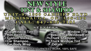 FULL CAR DETAILING & SHAMPOO (ONLY $50) CALL NOW: 647-632-7181