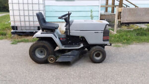 Ride on Mower and attachments for sale