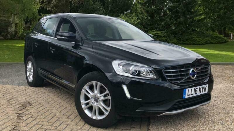 2016 Volvo XC60 D5 SE Lux Nav AWD Auto with Wi Automatic Diesel 4x4 | in  Horsham, West Sussex | Gumtree