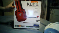 Tritton Kunai Universal Headphones in Red (Brand New In Box)