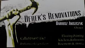 ***Home Renovations and Construction***