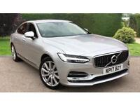 2017 Volvo S90 2.0 D4 Inscription Geartronic Automatic Diesel Saloon