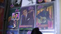 Elvis Card Coleection