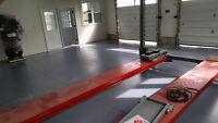 Epoxy Concrete Floor Coatings. Garage/Basements
