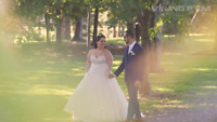 Big discount for professional wedding videography