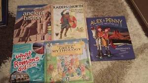 Books for children, hard-cover as new non-fiction  lot of 5 Kirrawee Sutherland Area Preview
