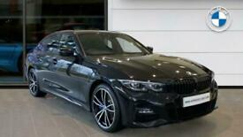 image for 2021 BMW 3 Series 330e M Sport 4dr Step Auto [Pro Pack] Saloon Saloon Petrol/Plu