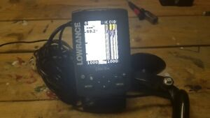I have a Lowrance Elite-3x Colour Fish Finder for Sale
