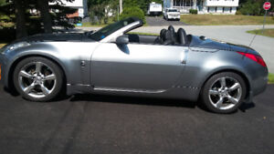 2006 Nissan 350Z Touring Convertible