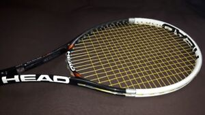 HEAD YOUTEK IG SPEED MP 18X20 100SQ NEW BABOLAT STRING EXCELLENT