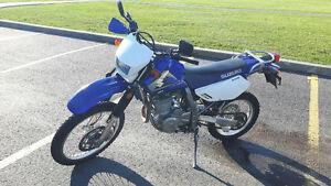 2005 Suzuki DR 650