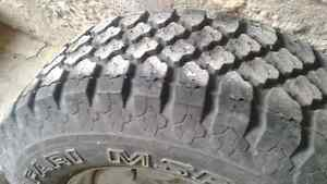 Tires dhiver