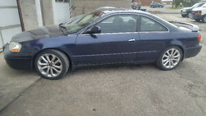 2001 Acura CL Coupe (2 door)