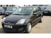 Ford Fiesta 1.4TDCi Style, £30 Year Tax, 65 MPG, Runs Nice, Easy to Drive