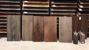 Clearance !!! Made In Canada --- Hardwood Flooring Only $3.99 !