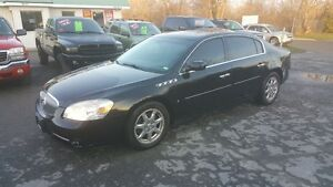 2008 BUICK LUCERNE CXS *** FULLY LOADED *** CERT $6995
