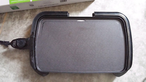 Selling griddle