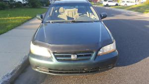 Honda accord 2.3L
