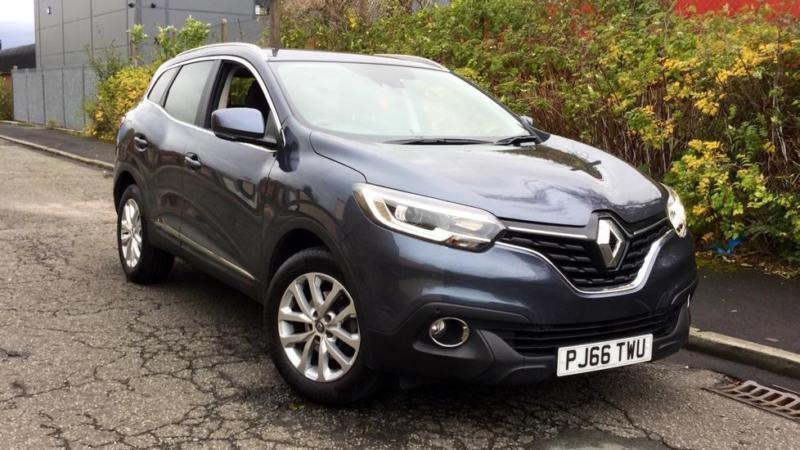 2016 Renault Kadjar 1.5 dCi Dynamique Nav 5dr with Manual Diesel Hatchback