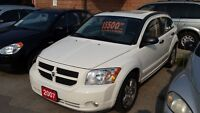 2007 Dodge Caliber sxt safety+e-test included