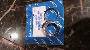 1957 chevy chrome ignition switch bezel West Island Greater Montréal image 1